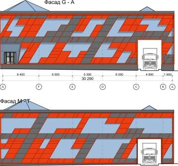 АР проект раздела «Архитектурные решения»