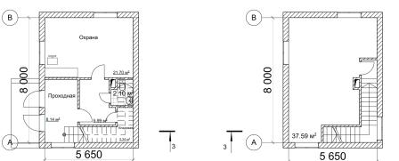 Отдельный вход и перепланировка помещения